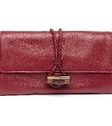 Gucci2014春夏红色手拿包