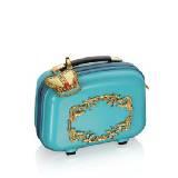 AdR for H&M系列蓝色浮雕化妆包