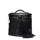 巴黎世家(Balenciaga)2013早春黑色桶形手提包