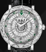Graff格拉夫graffstar graffstar钻石白金30毫米