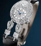 宝玑表Breguet 高级珠宝腕表 GJE23BB20.9001