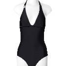 Louis Vuitton黑色连体泳衣