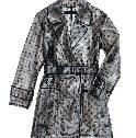Louis Vuitton塑胶Monogram风/雨衣