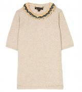 Burberry Prorsum白色羊绒毛衣