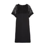 Louis Vuitton 2013早春Cruise系列黑色连衣裙