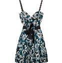 Louis Vuitton印花丝质硬纱芭蕾舞裙
