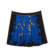 Louis Vuitton 2013早春Cruise系列蓝色短裙