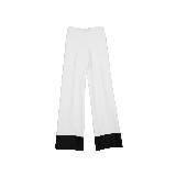 赛琳(Celine)2013春夏黑白双色高腰阔腿裤