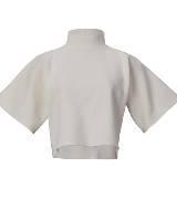 Celine赛琳2013年秋冬系列白色针织上衣