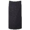 Louis Vuitton路易威登2013秋冬黑灰色半身裙
