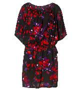 Benetton(贝纳通)2013春夏印花短款连衣裙