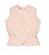 Trussardi女士裸粉色马甲