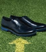 普拉达Prada复古皮鞋