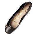 圣罗兰YSL黑色芭蕾鞋