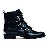 Michael Kors Holiday2015度假系列黑色短靴