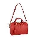 Louis Vuitton 2013 早春橘色SPEEDY 25 手袋