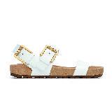 Michael Kors Holiday2015度假系列白色平底凉鞋