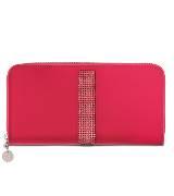 SWAROVSKI红色水晶装饰钱包