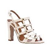 Valentino铆钉凉鞋