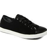 DKNY黑色运动鞋