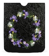 Givenchy纪梵希2013秋冬季系列前后帆布印花IPAD保护套