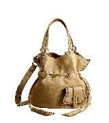 Lancel兰姿水桶包