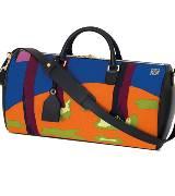 "Loewe罗意威""落叶""主题旅行袋"
