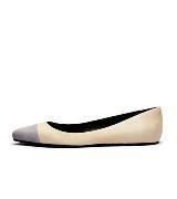 Pierre Balmain 2013春夏系列裸色简约平底鞋