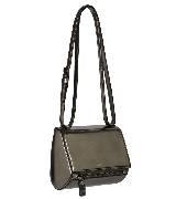 Givenchy纪梵希Pandora Box黑色皮质包