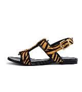 Pierre Balmain 2013春夏系列豹纹凉鞋