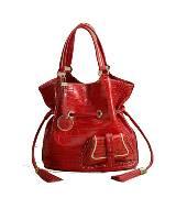 兰姿 (Lancel) 红色水桶包