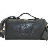 Ralph Lauren拉夫·劳伦2013秋季系列黑色长方形手拎包