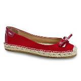 Salvatore Ferragamo红色平底鞋