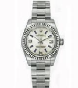劳力士(Rolex)蚝式恒动176234 银色盘