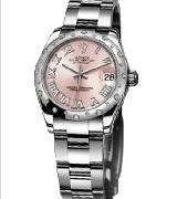 劳力士(Rolex)日志型178344 粉色镶钻
