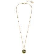 Louis Vuitton墨绿色项链