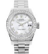 劳力士(Rolex)日志型179136 白色珍珠母表盘