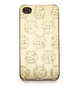 Michael Kors 2012假日系列金色iPhone保护壳