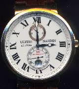 雅典表(UIysse Nardin)限量版腕表266-65