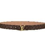 Louis Vuitton经典花色腰带