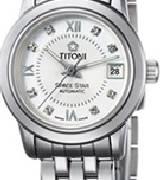 梅花表(Titoni)女士 23938 S-099