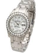劳力士(Rolex)日志型80299白色珍珠母