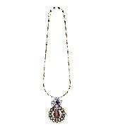 MARNI玛尼2012冬季系列彩色宝石项链
