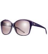 LACOSTE法国鳄鱼紫色板材眼镜