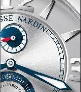 雅典表(UIysse Nardin)Macho钯金950腕表 278-70-8M/609