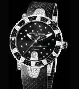 雅典表(UIysse Nardin)限量腕表8103101EC3C22