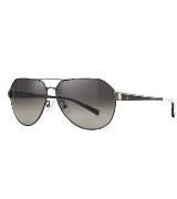 CK Calvin Klein银色金属框眼镜