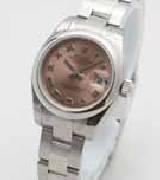 劳力士(Rolex)日志型179160 粉色盘