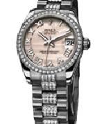 劳力士(Rolex)日志型178286 粉色贝母表盘