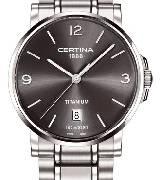 雪铁纳(Certina)GENT QUARTZ C017.410.44.087.00